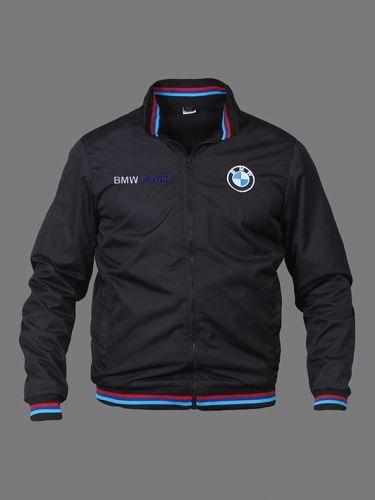 Man/'s BMW Alpina Fleece Jacket Sport Embroidered Polar Blue Fan Merchandise