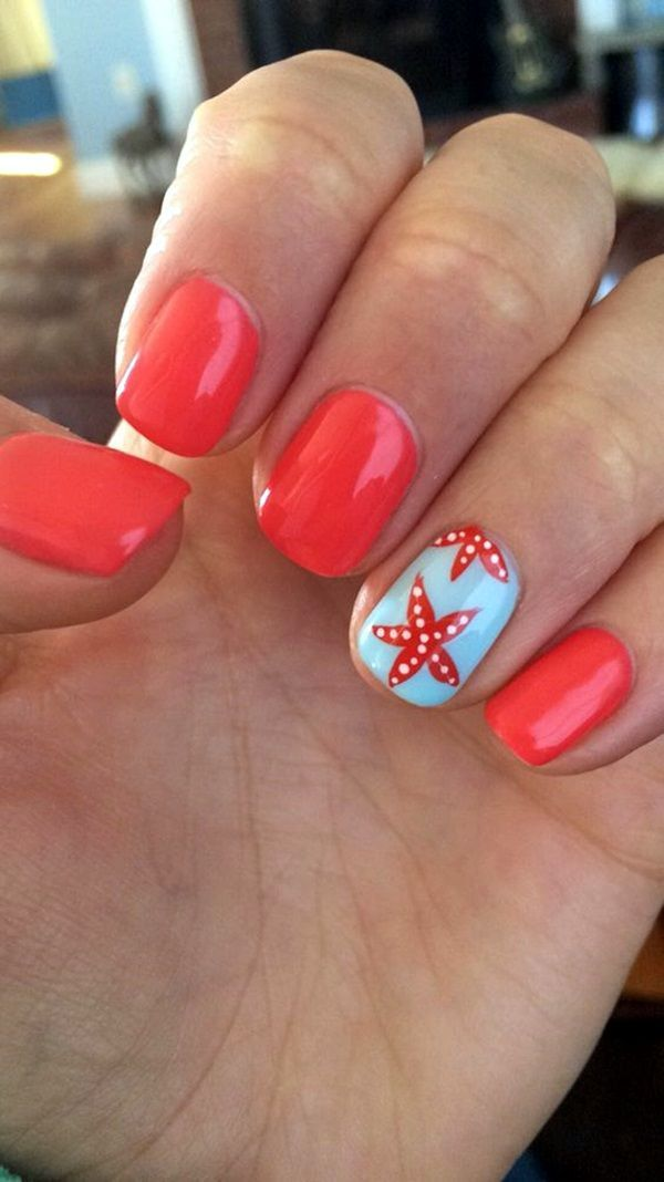 Designs easy ideas nail polish httpfuncapitoleasy are you looking for some inspirational super easy summer nail art designs that can be put in a jiffy if yes then here is the collection of most amazing prinsesfo Gallery
