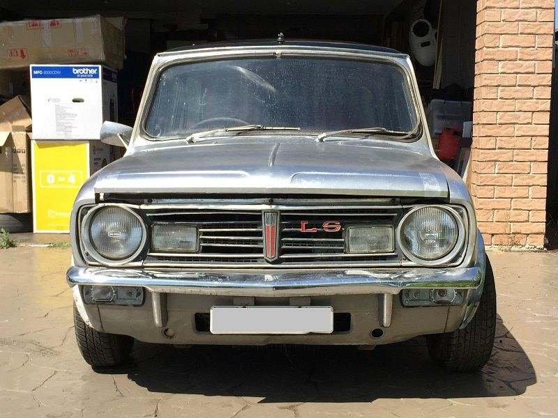 How to identify a 1977 1978 Leyland Mini 998 LS