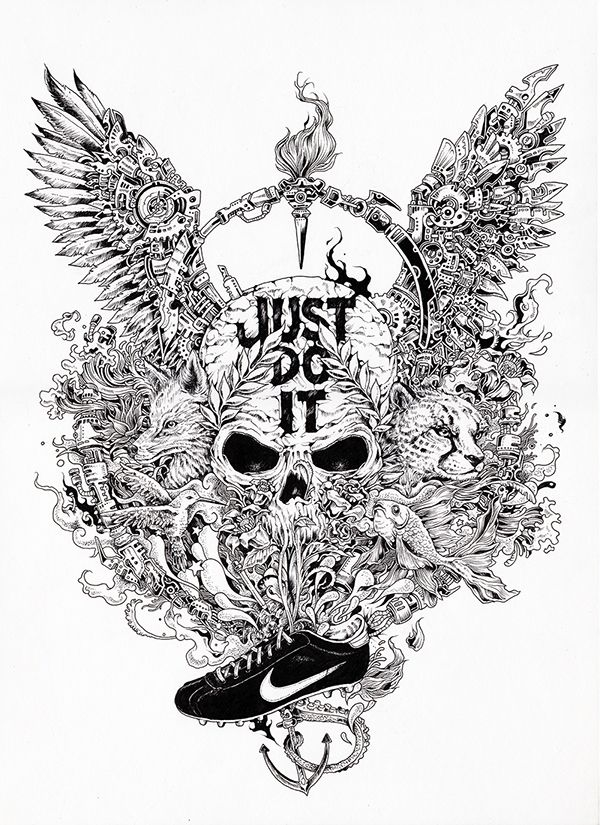 The Daily Muse: Illustrator Kerby Rosanes Curated by Elusive Muse ...