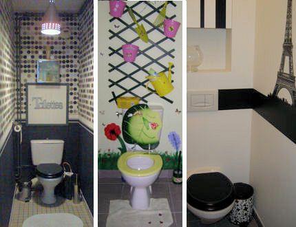 comment transformer ses wc en espace dco - Deco Pour Wc Toilettes