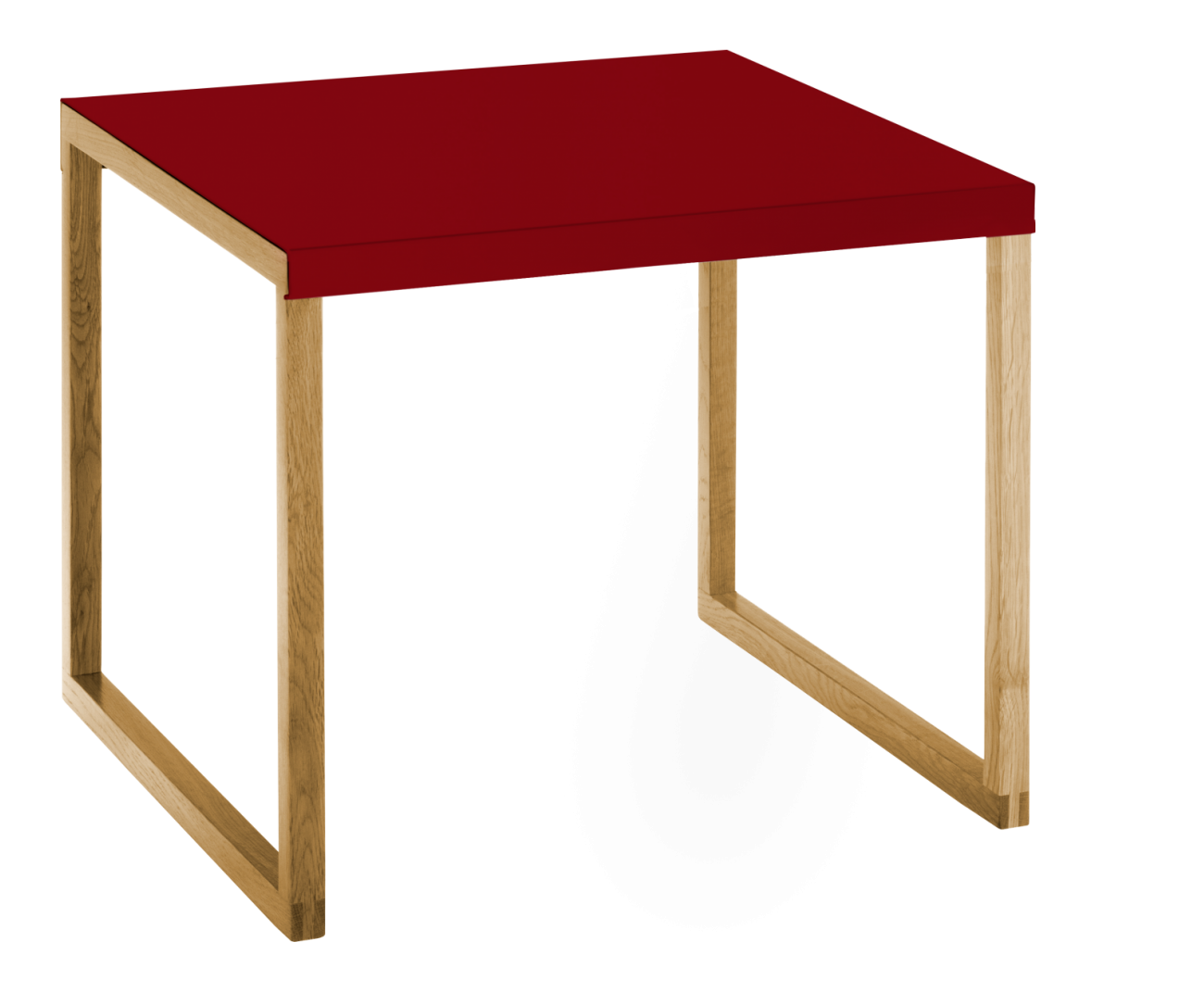 Kilo Table D 39 Appoint Rouge Habitat Table D Appoint Mobilier De Salon Table Basse