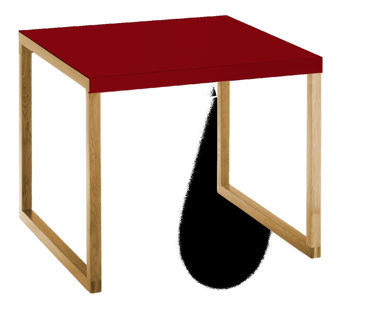 Kilo - Table d\'appoint rouge - Habitat | Table | Pinterest