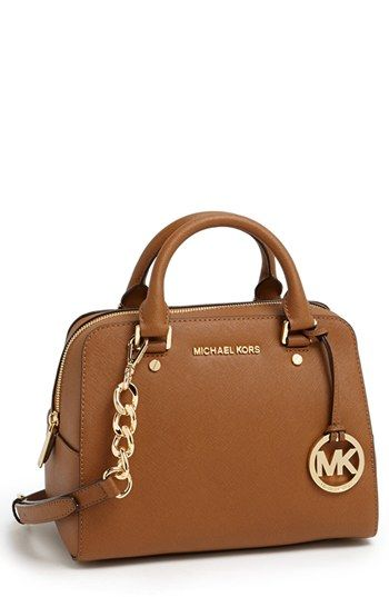 01ba2afbce25 MICHAEL Michael Kors 'Jet Set - Medium' Satchel available at #Nordstrom