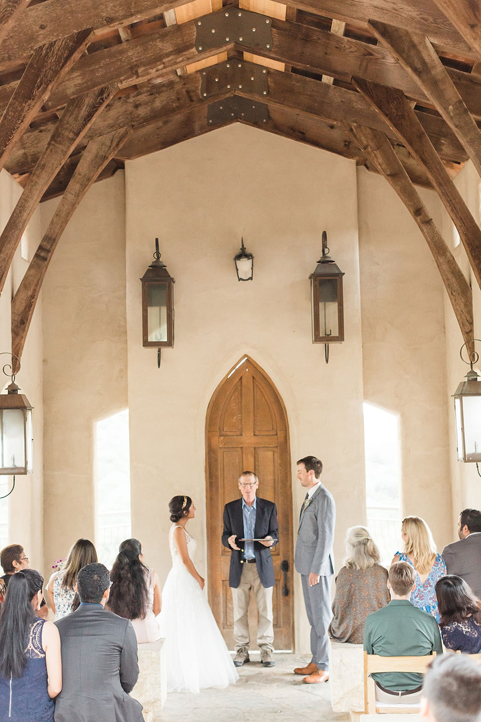 Intimate Chapel Dulcinea Wedding Wedding venues texas