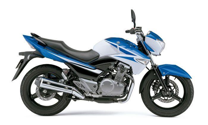 SUZUKI MOTOS DO BRASIL | Inazuma