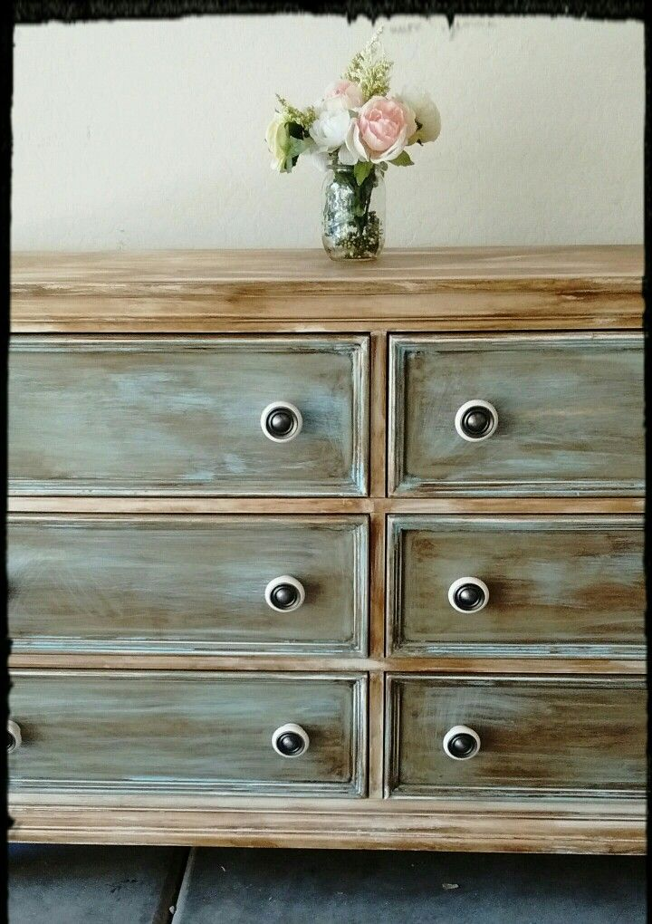 shabby chic dresser i refinished with waverly chalk paint shabby rh pinterest ca