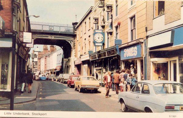 Stockport Image Archive   The DUSKIEST, SMOKIEST HOLE   Pinterest ...
