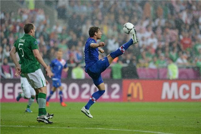 Croatia v Ireland #Euro2012