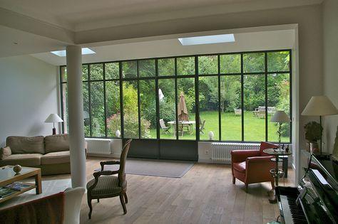 Extension d\u0027une maison à Versailles Adventis SAS การจัดพื้นที่ - renovation electricite maison ancienne
