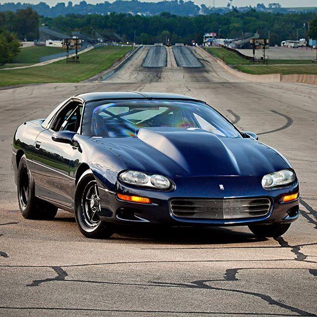 Dave White Acura Used Cars: Extremely Badass Fourth-gen Camaro. #camaro #fourthgen