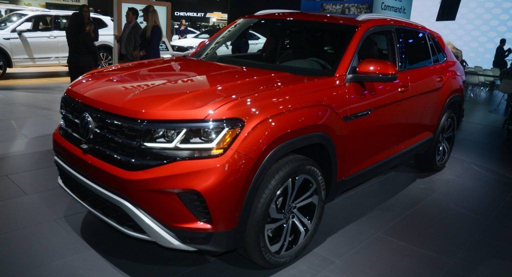 2020 VW Atlas Cross Sport A Bet That Should Pay Off Big