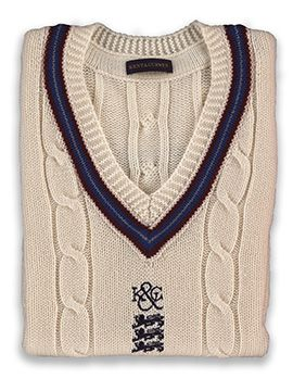 The Iconic Kent Amp Curwen Cricket Jumper Things To Wear