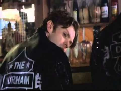 "SHAUN EVANS plays a member of the motorcycle gang the Durham Defenders, set in 1964, in ""Gently Go Man"" pilot episode of ""George Gently."""