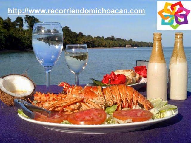 MICHOACÁN MÁGICO te dice que en la playa Maruata no encontraras el clásico restaurant, aquí, las personas abren sus casas para preparar platillos con mariscos y pescados, puedes pedir incluso langosta, aquí disfrutaras de una comida hecha al momento, así disfrutando del ambiente, la vista y la deliciosa comida, descubrirás un verdadero paraíso. BEST WESTERN MORELIA http://www.bestwestern.com.mx/best-western-plus-gran-hotel-morelia/