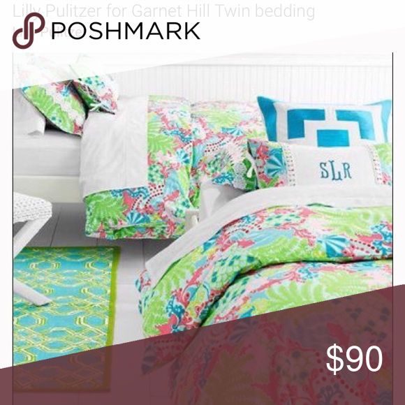 Lilly Pulitzer Hill Duvet Full size Lilly Pulitzer