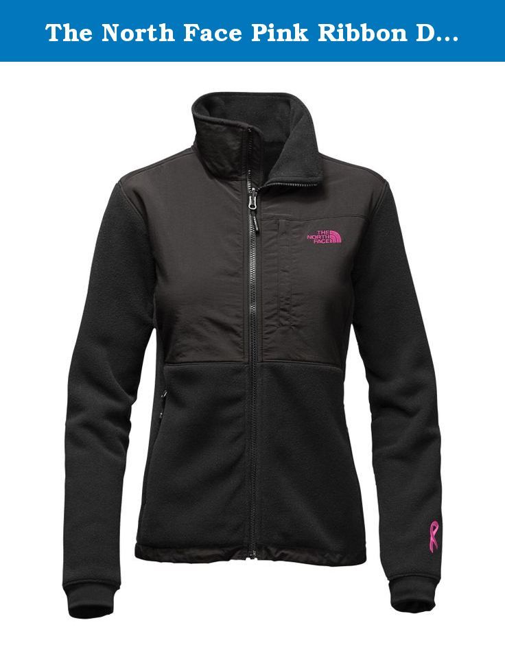 fb8cd87a06bd The North Face Pink Ribbon Denali 2 Jacket Women s TNF Black Meadow Pink  Medium. The evolution of a legend. We ve redesigned the iconic Denali  Hoodie and ...
