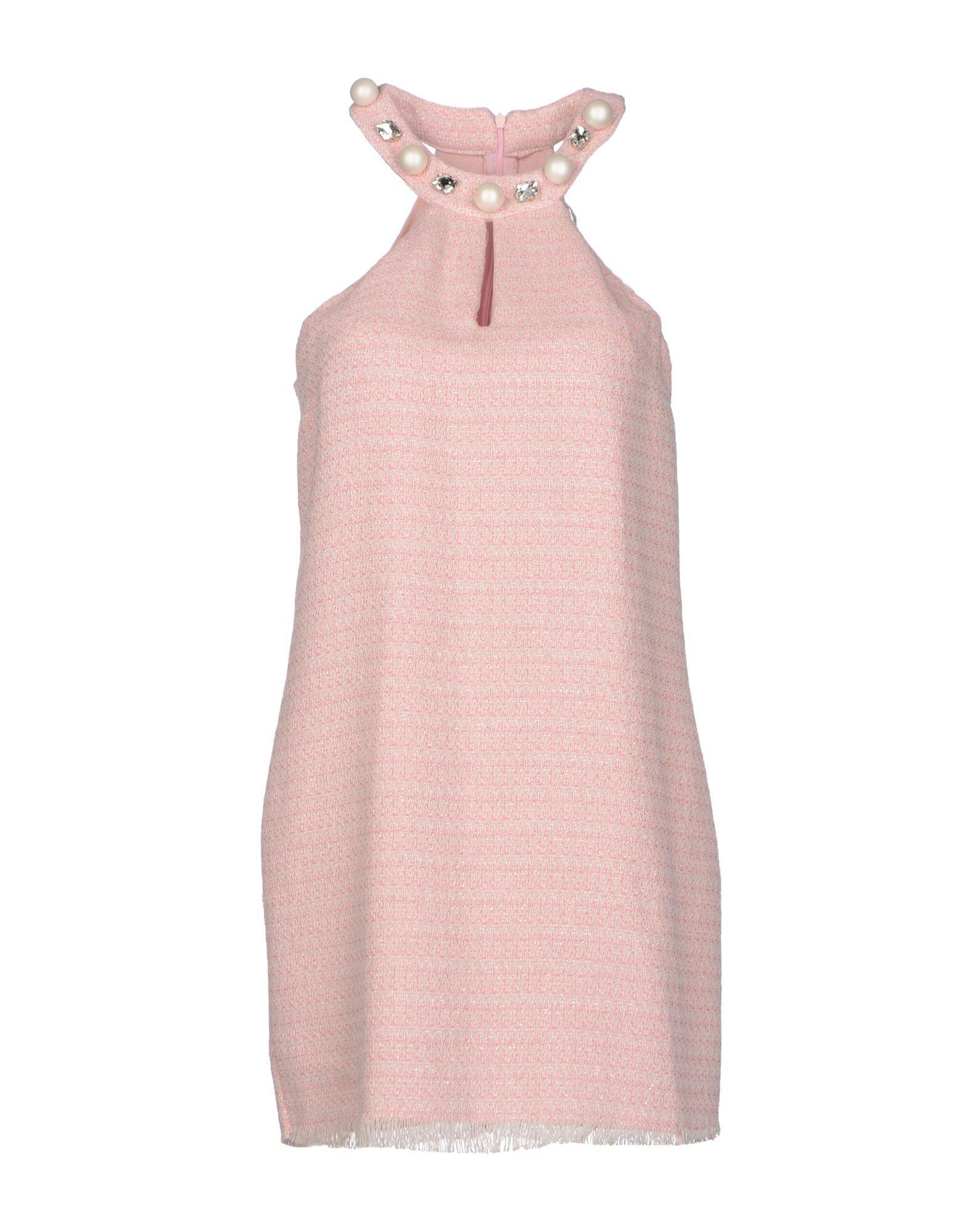 NOSHUA Kurzes Kleid