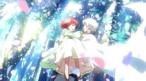 Akagami No Shirayuki Hime Season 2 Episode 1 Zen Shirayuki Anime Snow Akagami No Shirayuki Snow White With The Red Hair