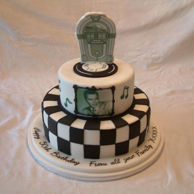 Frank Sinatra Cake Ideas Pinterest Cake Elvis Cakes And Birthday