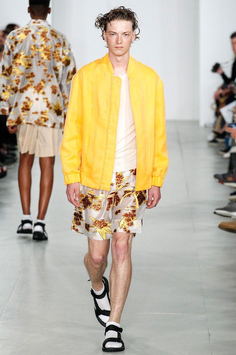 Lou Dalton  Spring Summer 2017 Primavera Verano #Menswear #Trends #Tendencias #Moda  Hombre - F.Y!
