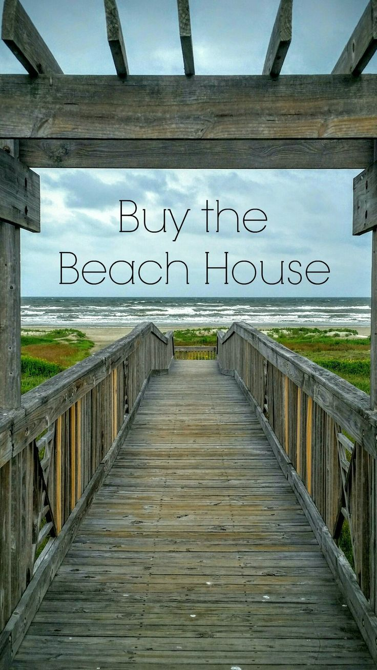 Beach house rental vacation property