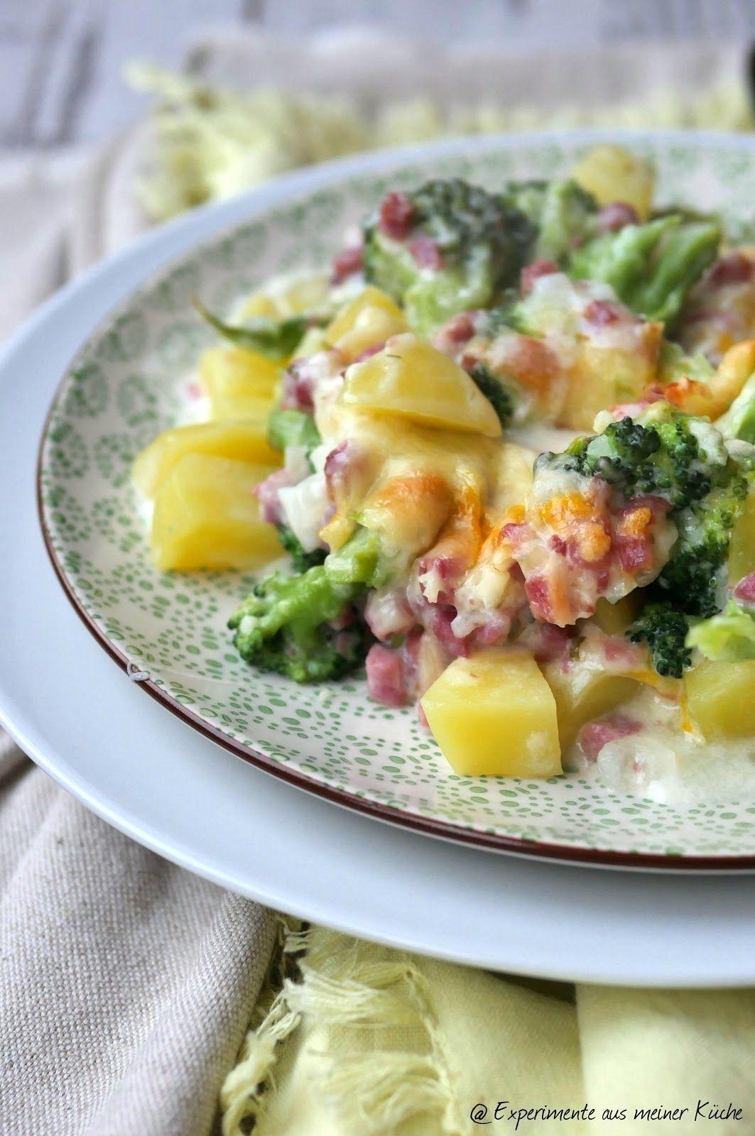 Photo of Potato and broccoli bake {potato with a difference}