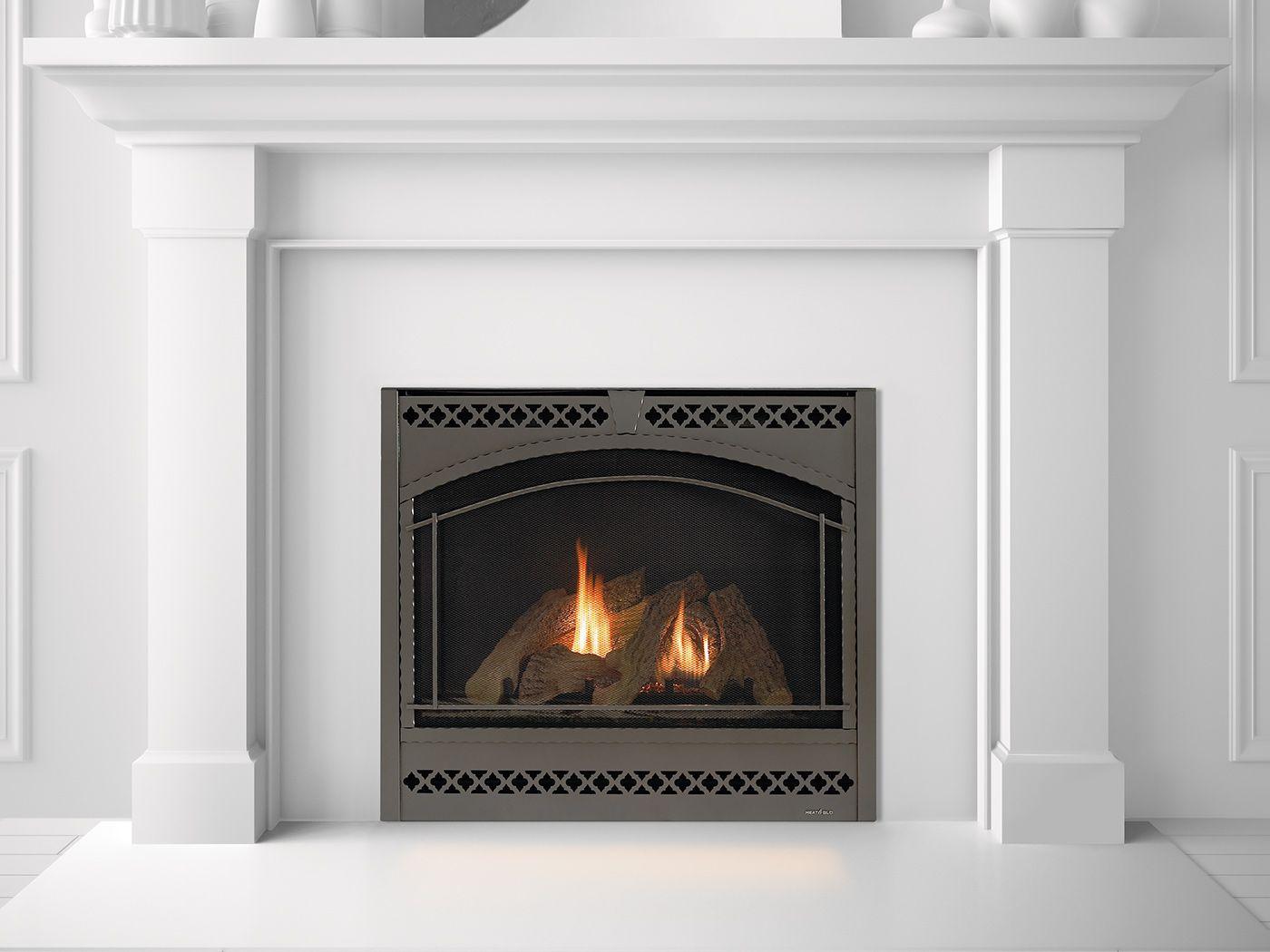 Heat and Glo SL-950 Slim Line Gas Fireplace | fireplace ...