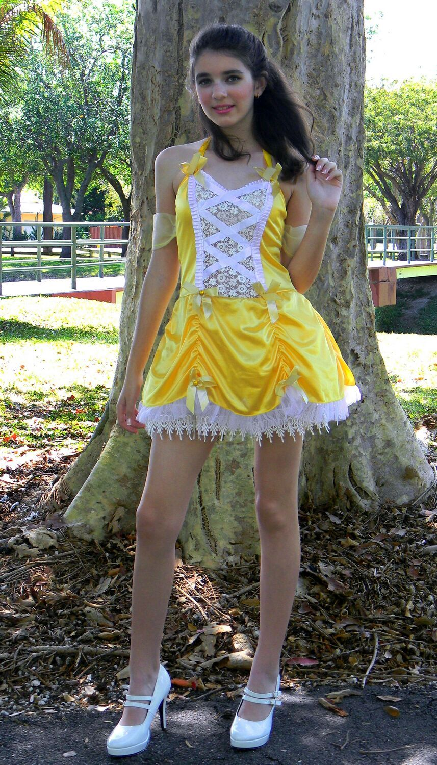 princess costumes for teens belle costume teen costume