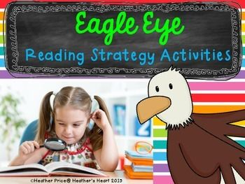 a75a9633c6d Your little Word Detectives are sent on a Mission from Eagle Eye. Students  practice the reading decoding strategy of looking at the picture to decode  ...