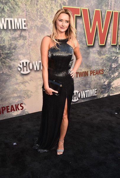 Amy Shiels Photos Photos Premiere Of Showtime S Twin Peaks