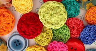 Curso de Crochê Ensina Passo a Passo fácil e Simples👆 - Amor Pelo Crochê