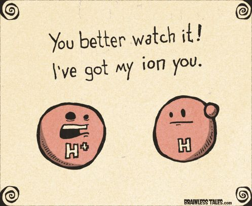 Cartoon by Brainless Tales | Chemistry | Pinterest | Cartoon, Humor and Science humor