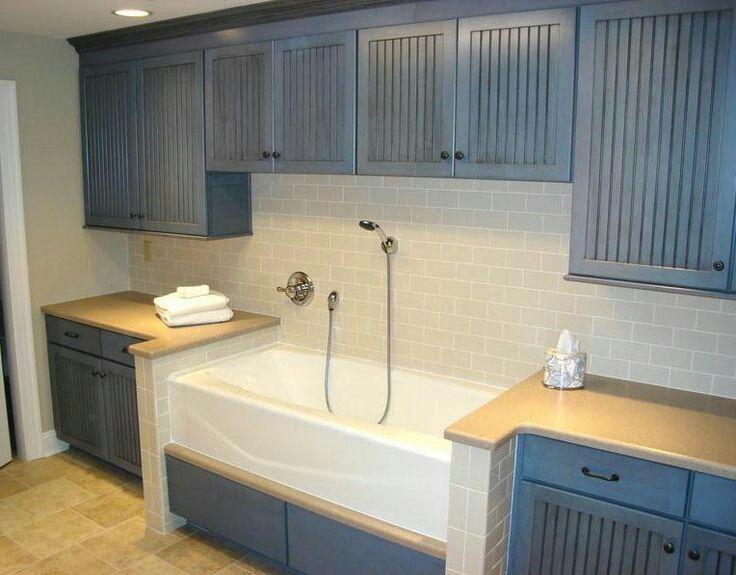 Soaking Sink Or Doggie Bath In Laundry Room Dog Rooms Dog Bath Tub