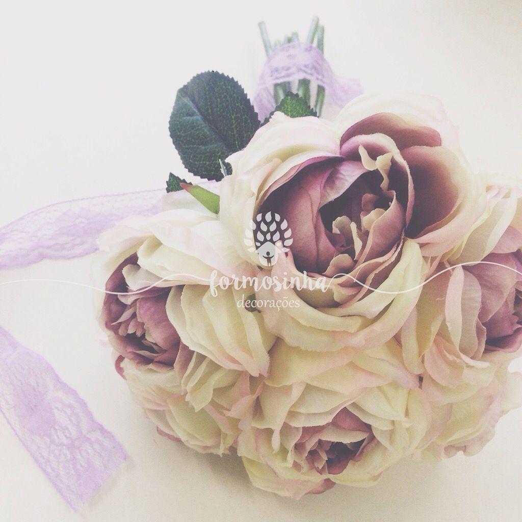 Flores para buquê de noiva e decoração de casamento, noivado. Também fica lindo para arranjos permanentes