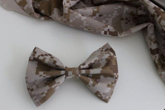 marine hair bow marpat digital
