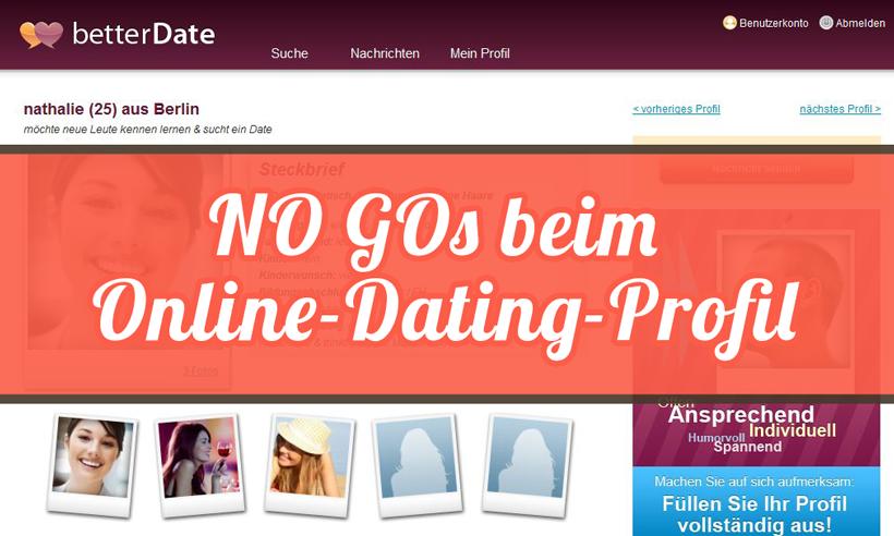Datating Website-Nachrichten Tipps