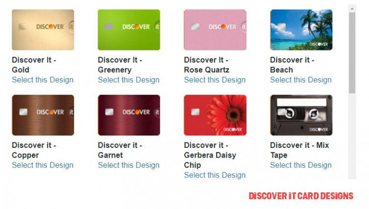 What Will Discover It Card Designs Be Like In The Next 11 Years