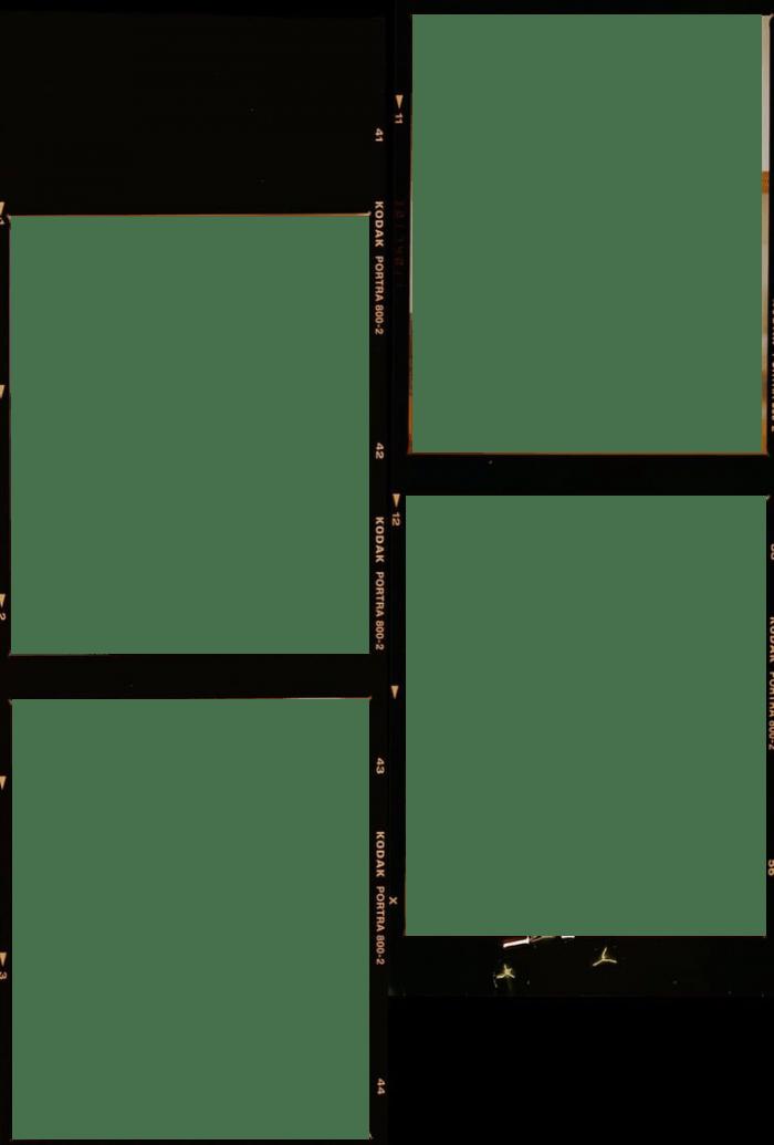 Kodak Frame Template Bingkai Foto Bingkai Trik Fotografi