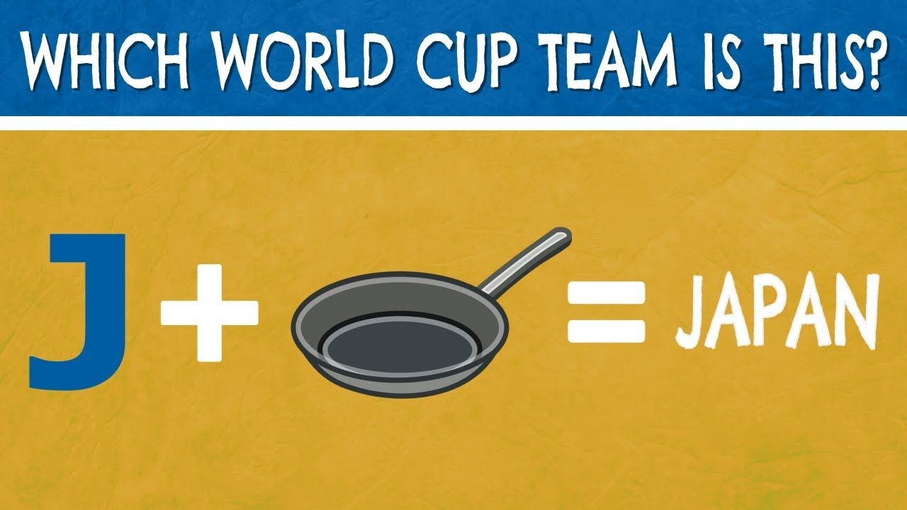 Which World Cup Team Is This Part 2 Football Quiz World Cup Teams World Cup Football