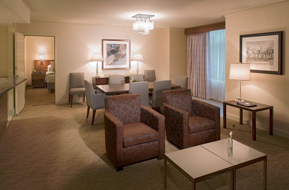 Aspen Suite Hyatt Regency Denver With Images Denver Hotels