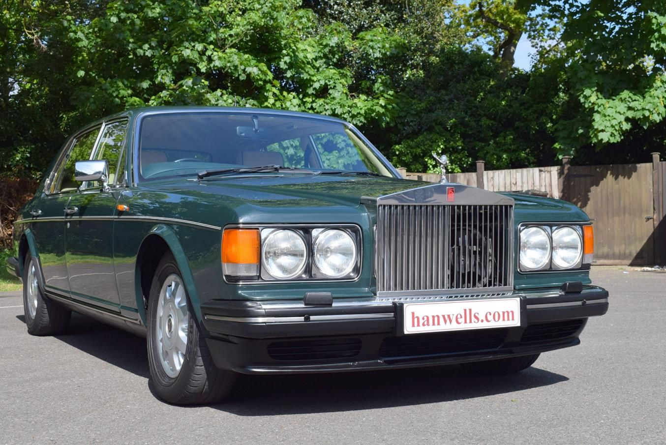 1995 m rolls royce flying spur no 44 of 50 rolls royce cars ever