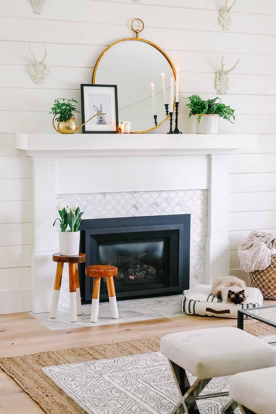 5 Simple Spring Decorating Ideas Updates Modern Glam