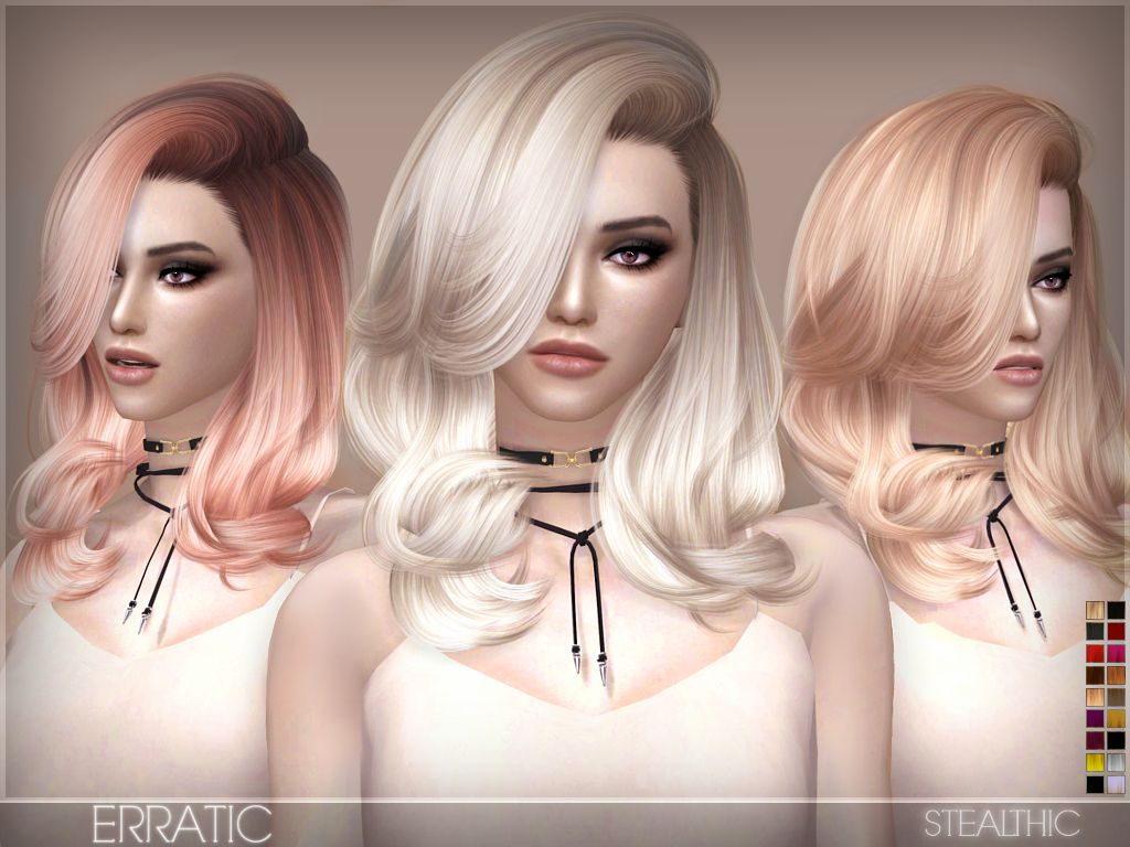 Pin On Ts4 Hair I'm still learning and all the gradients used are made by me). pin on ts4 hair