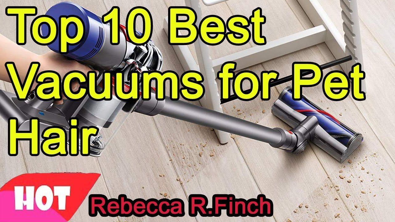 Best Vacuum For Pet Hair 2021 Best Vacuums for Pet Hair 2020 2021