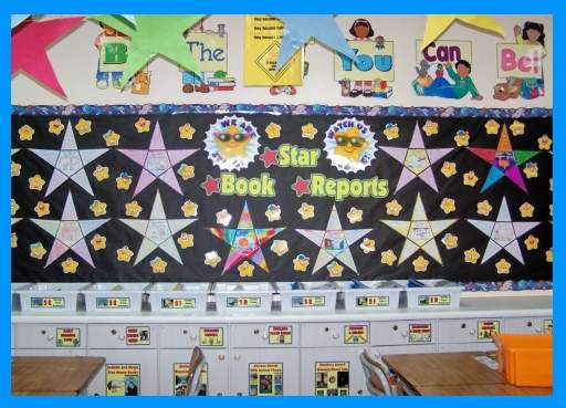 Star Book Report Project: Templates, Worksheets, Grading Rubric