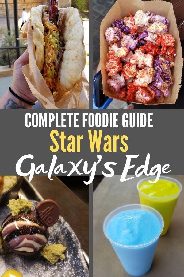 Photo of Der vollständige Leitfaden zu Restaurants in Galaxy's Edge in Disneyland und Walt Disne …