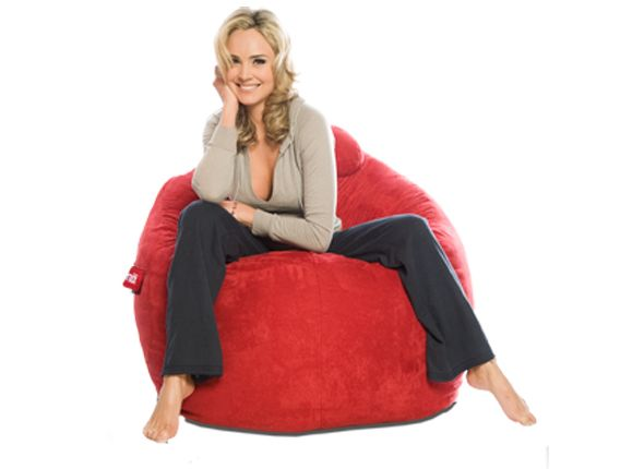 the sumo sway 2 0 beanbag features back support and remote control