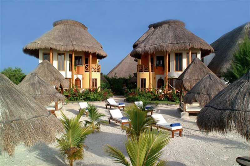 Holbox island hotels 2018 world 39 s best hotels for Villas quintana roo