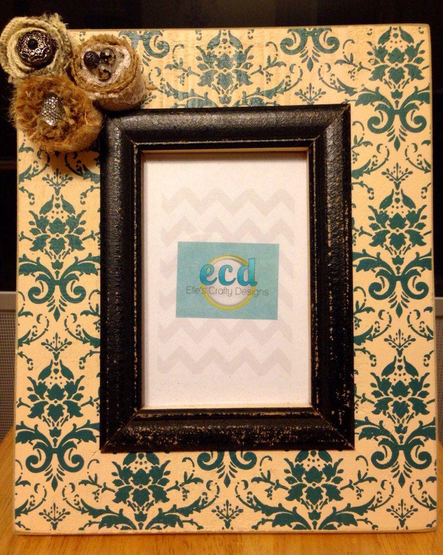 Elle\'s Fashionably Famous Frames Light Blue by EllesCraftyDesigns ...